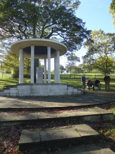 Magna Carta Memorial- Runnymede